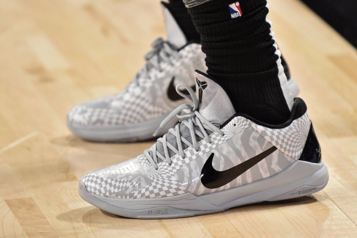 Nike Kobe V Protro 'Zebra' PE