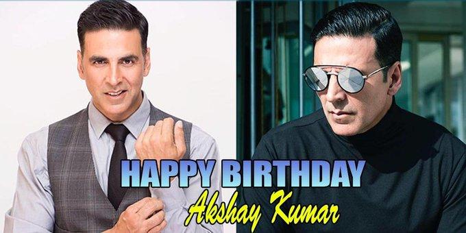 TVNXT Wishing You A Very Happy Birthday To you Akshay Kumar
