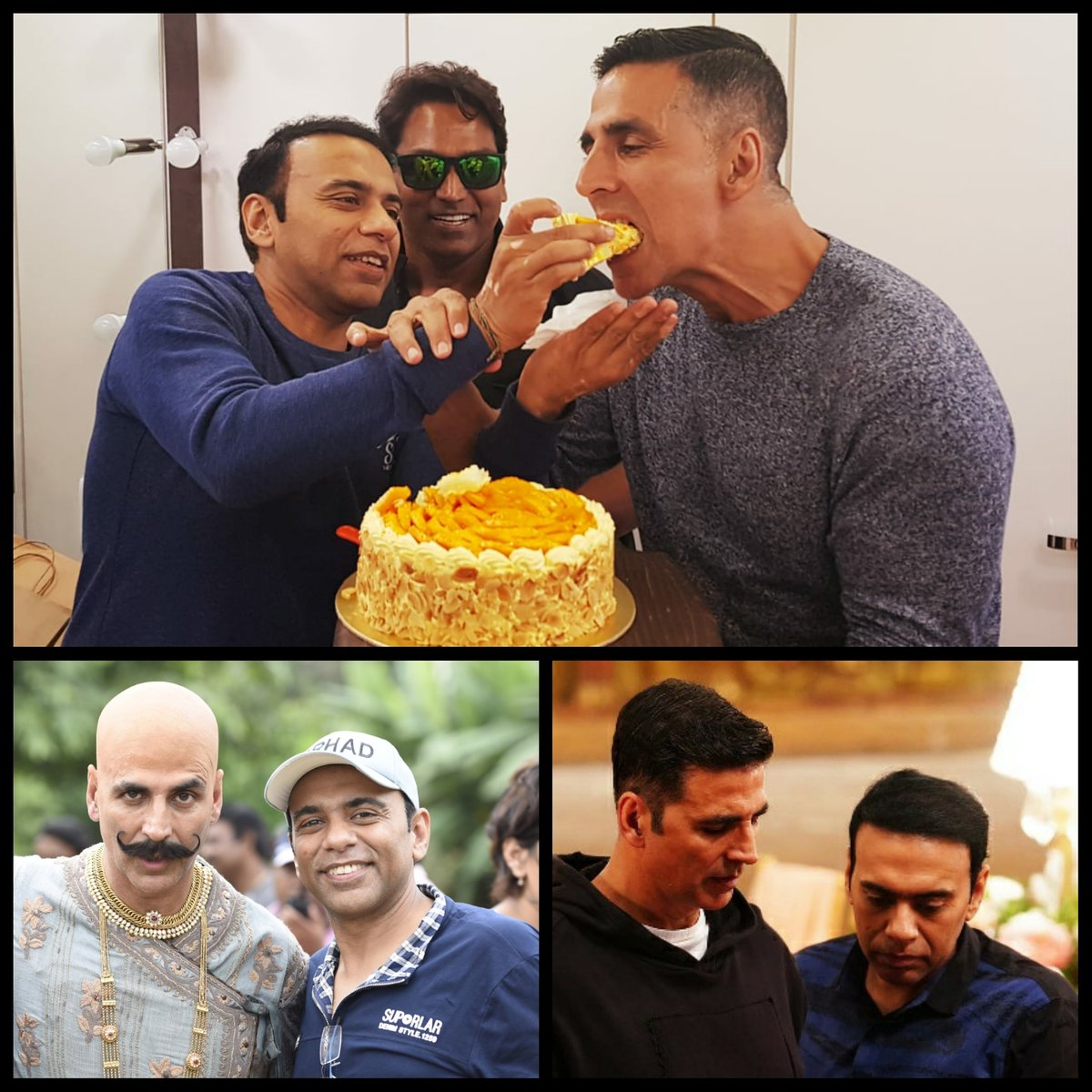 Mujhe life ki sahi 'Direction' dene waala #Bala @akshaykumar 🤗 Happy Birthday sir ❤️ #HappyBirthdayAkshayKumar #Entertainment #BachchanPandey #Boss #Housefull2 #housefull3 #housefull4 #LaxmmiBomb #sooryavanshi