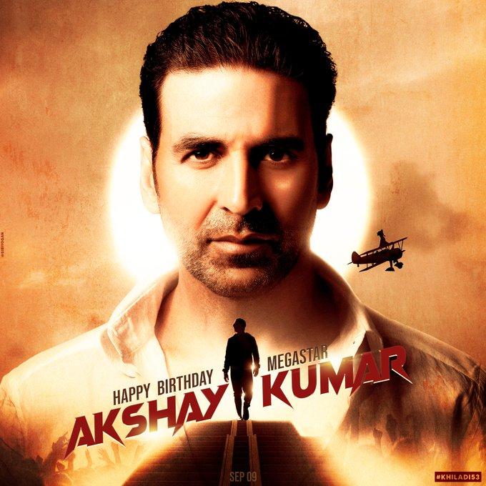 Happy birthday to Akshay Kumar Garu
