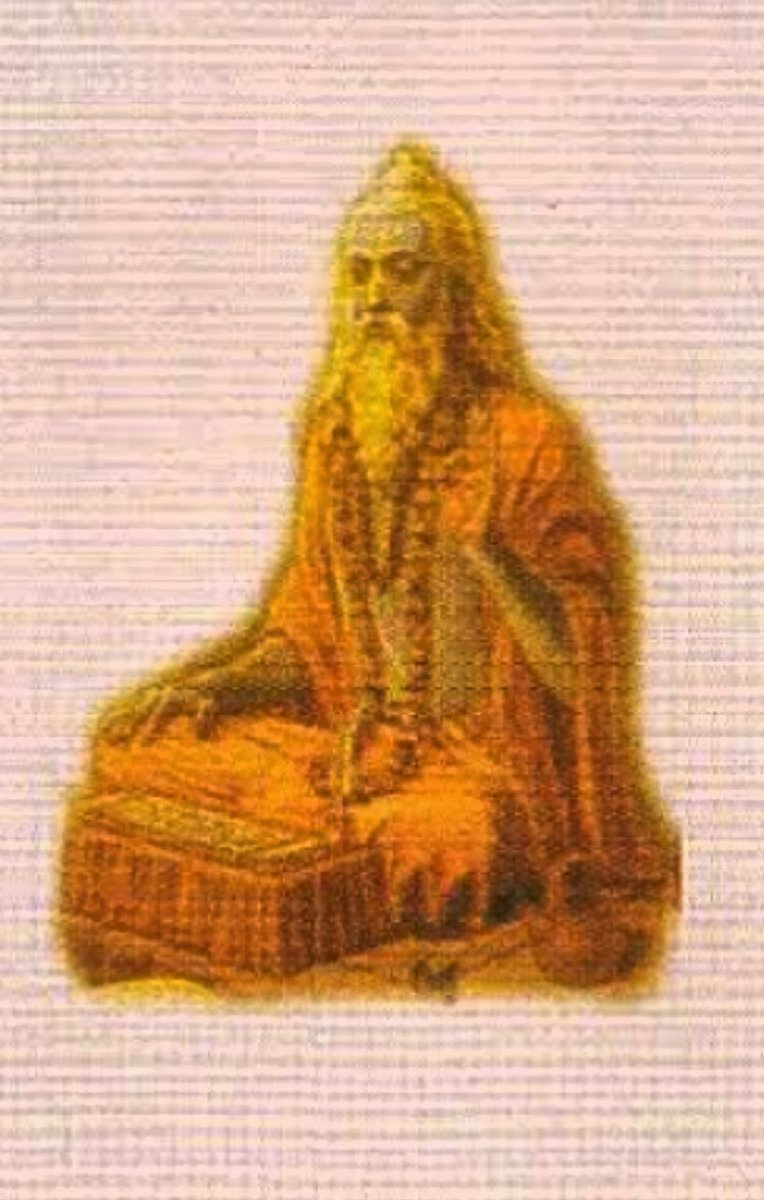 Once There was a  man named Pythagoras in Greece. He was very eager for knowledge. He used to roam around in other countries.  That's why he became very knowledgeable.  One day he went to Egypt where he found a Brahmin,