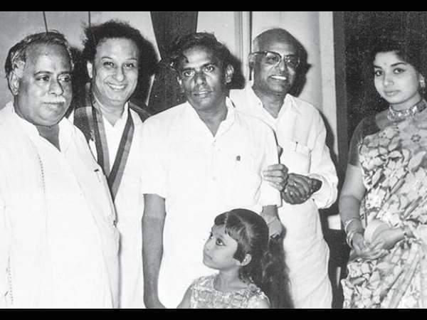 மூன்று முதல்வர்களுடன் பணிபுரிந்த மூன்றெழுத்து மாமனிதர் ஐயா திரு ஆர்.எம்.வீ அவர்களுக்கு இனிய 95வது பிறந்தநாள் வாழ்த்துக்கள்!
