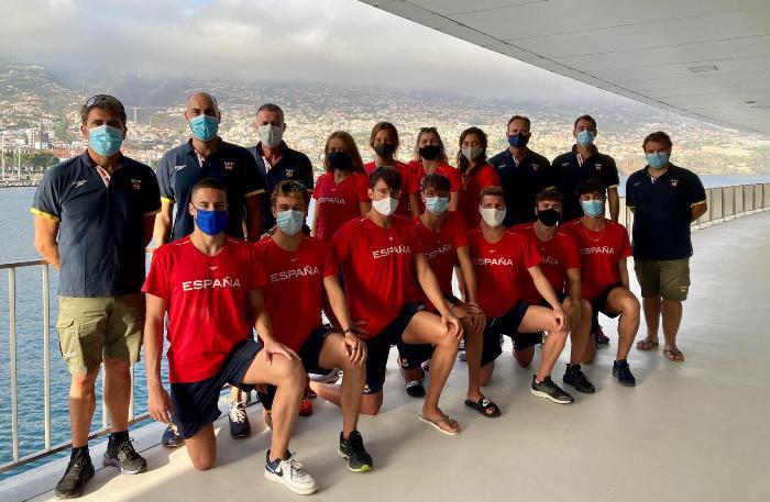 #Natación Los nadadores Paula Ruiz y Ángel de Oña inician en Madeira la nueva temporada https://t.co/hD8YlcKZ1Q https://t.co/K3tNS5IxNQ