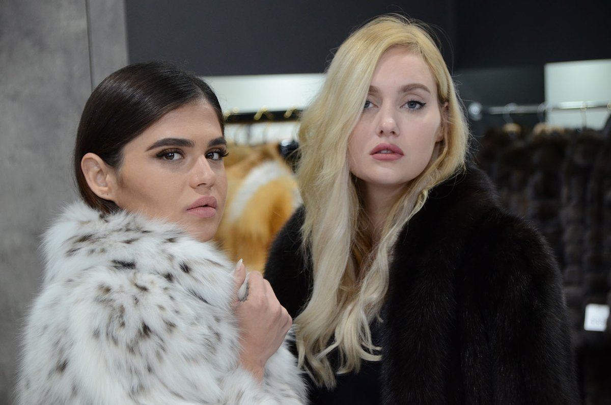 """Value Meets Quality"" at Fur Shopping Festival 2020, Kastoria📍 Greece #furshoppingfestival #furs #furfashion #fashion #fashioninsta #fashiondaily #tradefair #fair #aw20 #trends #fw #shopping #мех https://t.co/heKZfPgrTj"