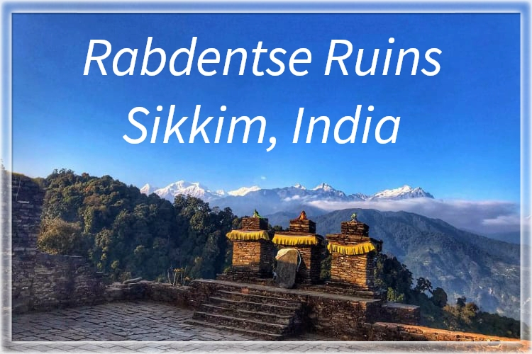 Rabdentse Ruins is a complete ruin situated at a beautiful hilltop of small hill near Pamayangtse Monastery in Pelling West #Sikkim a popular tourist attraction Photo courtesy-Trip #India #RabdentseRuins #travel_journey #traveljourney #naturelover #travelling #lovetravel #travel https://t.co/SHmtcJNn7M