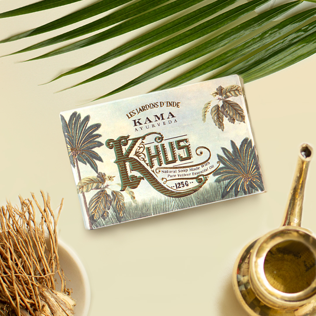 Get the rich benefits of Pure #Vetiver, in our handmade Natural Khus Soap that gently cleanses your skin, softens, refreshes, & revives tired mind and body. https://t.co/X12s42WYvV  #KamaAyurveda #StrongerWithAyurveda #Khus #NaturalCleanser https://t.co/HrY7ShVFVK