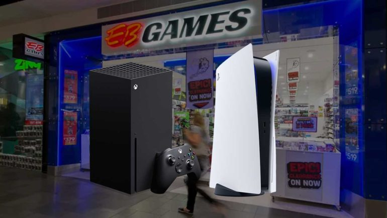 EB Games Photo