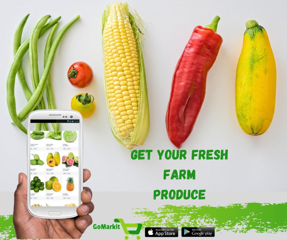 Nope, you won't have to wait too long for your order! How does free same day delivery sound? Just place your order before 3:00 PM.  Get the App. https://t.co/uWtTrKUNrU  #staySafe #farmersMarket  #freetown #SaloneTwitter #agribusiness #agroInnovation #agrotech #DoorStepDelivery https://t.co/W9Wcod6oQv