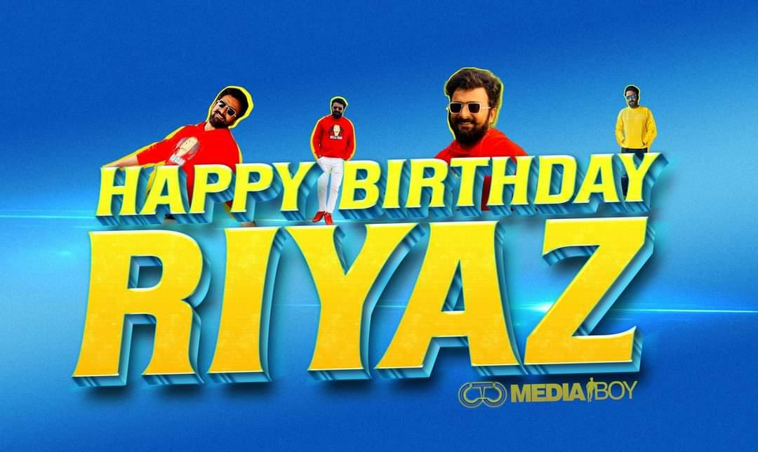May this special day bring you endless joy and tons of precious memories  Happy Birthday @Riyaz_Ctc   #HBDRiyaz https://t.co/280lwIlphx