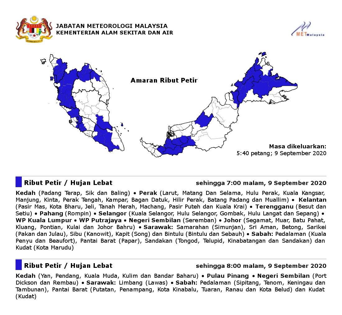 Jabatan Kaji Cuaca Sabah