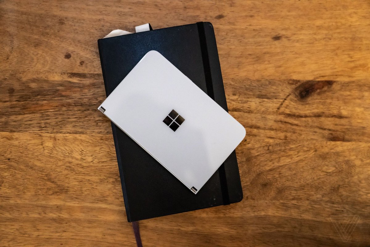 How Microsoft built its folding Android phone
