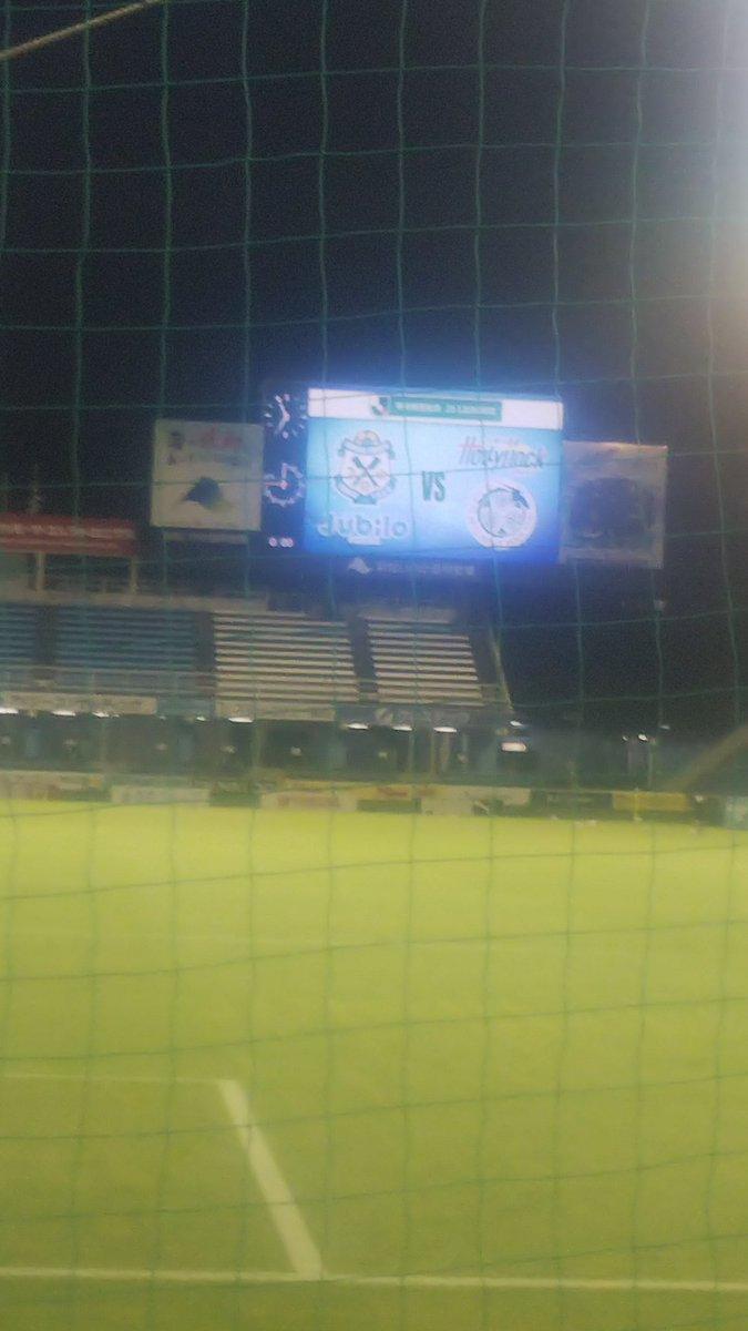 ヤマハスタジアムにいます