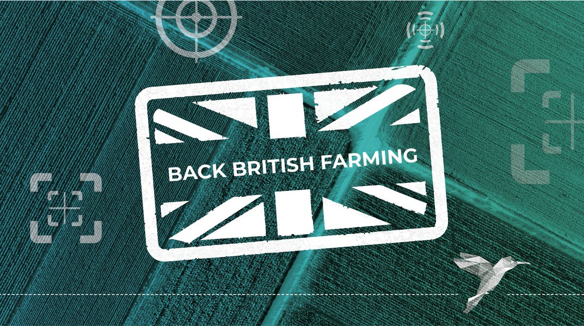 We're delighted to #BackBritishFarming today and every day 🙌🇬🇧  Our actionable data helps British farmers to make decisions that lead to increased yields + increased sustainability.  We're a British company & celebrate ALL British farmers who work so hard 👏 @FarmersWeekly https://t.co/x7ppOcIFhC