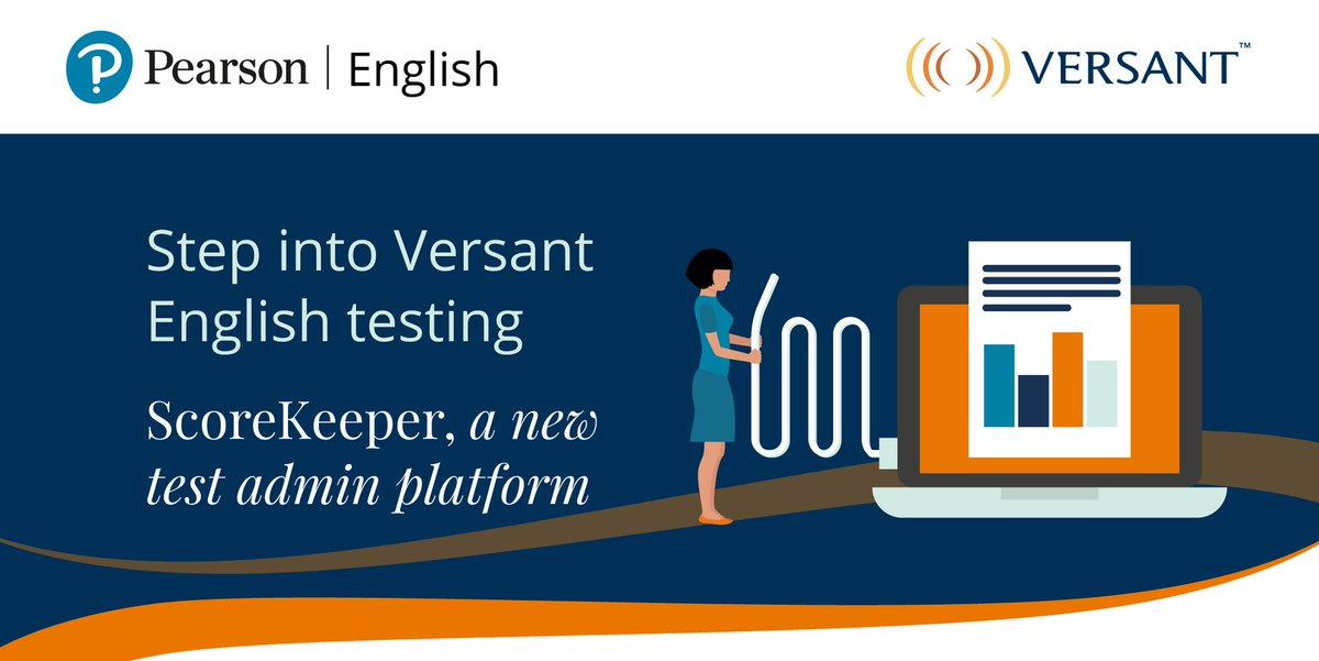 Why are you spending so much time testing language 1-on-1? Make it easy for yourself  -  Versant English Tests measure groups of any size in 15 minutes!   Learn more: https://t.co/D95i3zf1Yd  #Versant #EnglishTest #Assessment https://t.co/a3GkzmO61Q