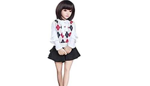 Contraint, Amazon retire de son site des poupées sexuelles à l'effigie d'enfants https://t.co/GOmGD4N6NN @LeoAuteur https://t.co/ruCgrK637B