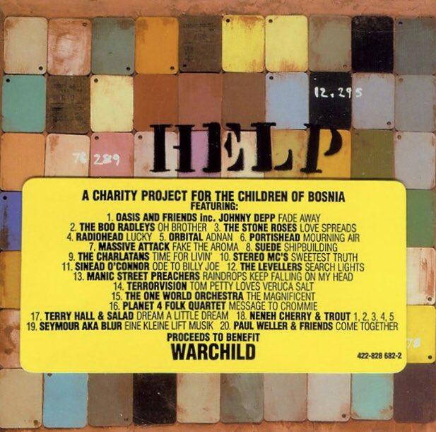 This day in Abbey Road 1995 ❤️✌🏽@WarChildUK @paulwellerHQ @DamonMinchella #paulmcCartney #stevecradockoffical @OCSmusic https://t.co/snNqB8WUK7