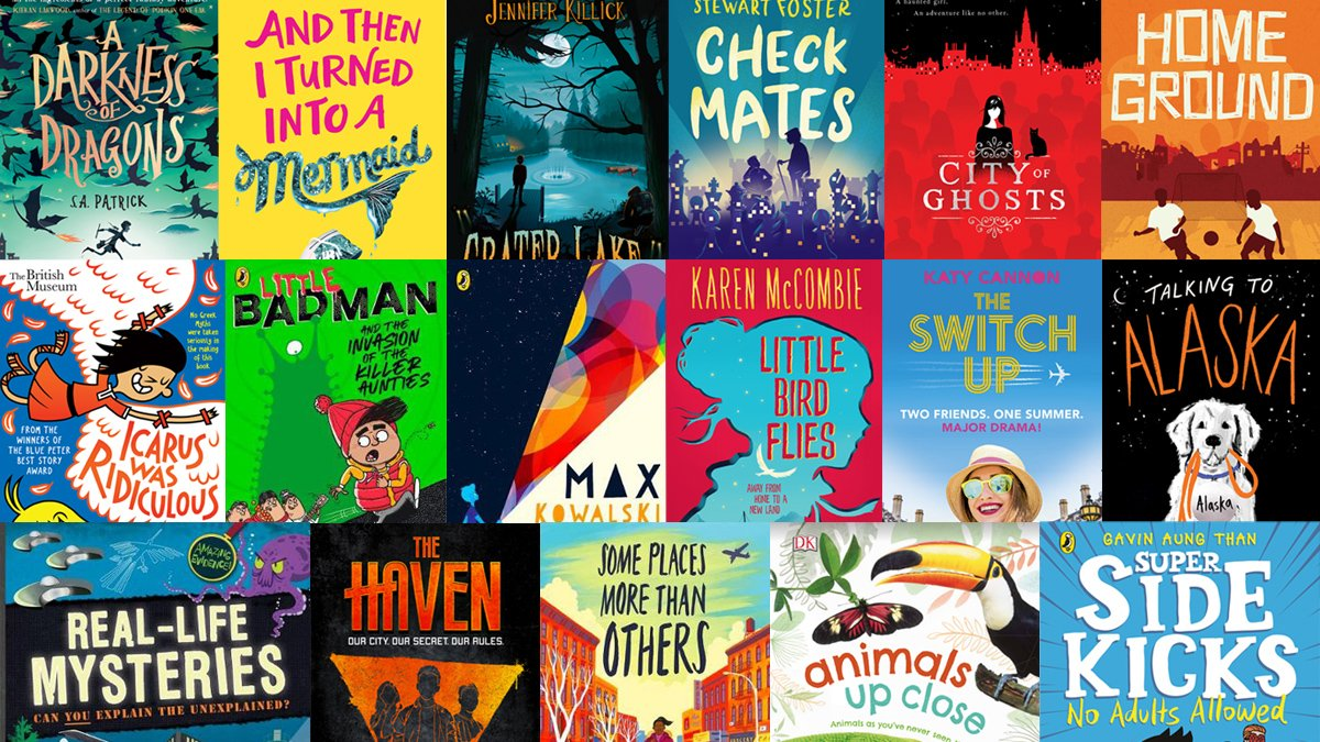 We are SO excited about this year's brilliant #MyBookbuzz selection! We'd love to hear which title you're jumping up and down about - which one do you think your students will LOVE?  Not signed up yet? There's still time to join in - find out more here: https://t.co/x74H5RdAtl https://t.co/28irgr20Z6