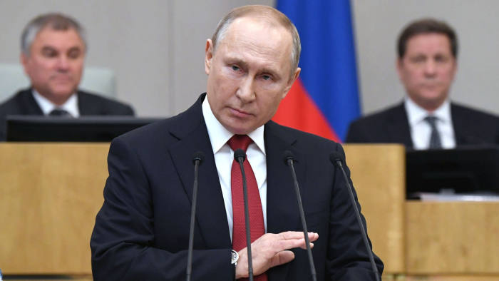 Financial Times On Twitter Russia S President Vladimir Putin Faces Criticism For His Response To Covid 19 Falling Wages And An Increase In Retirement Age Https T Co Mv06whg63z Https T Co Lntdaacbh8