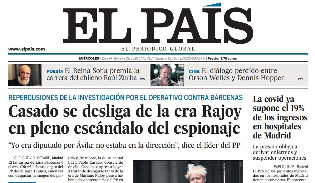 """EL MUNDO on Twitter: """"Pudiste verlo en directo ayer en la entrevista que  hicimos a Pablo Casado... o bien esperar a hoy para """"suscribirte a los  hechos"""" (de ayer)… https://t.co/MqeFZ3ImVG"""""""