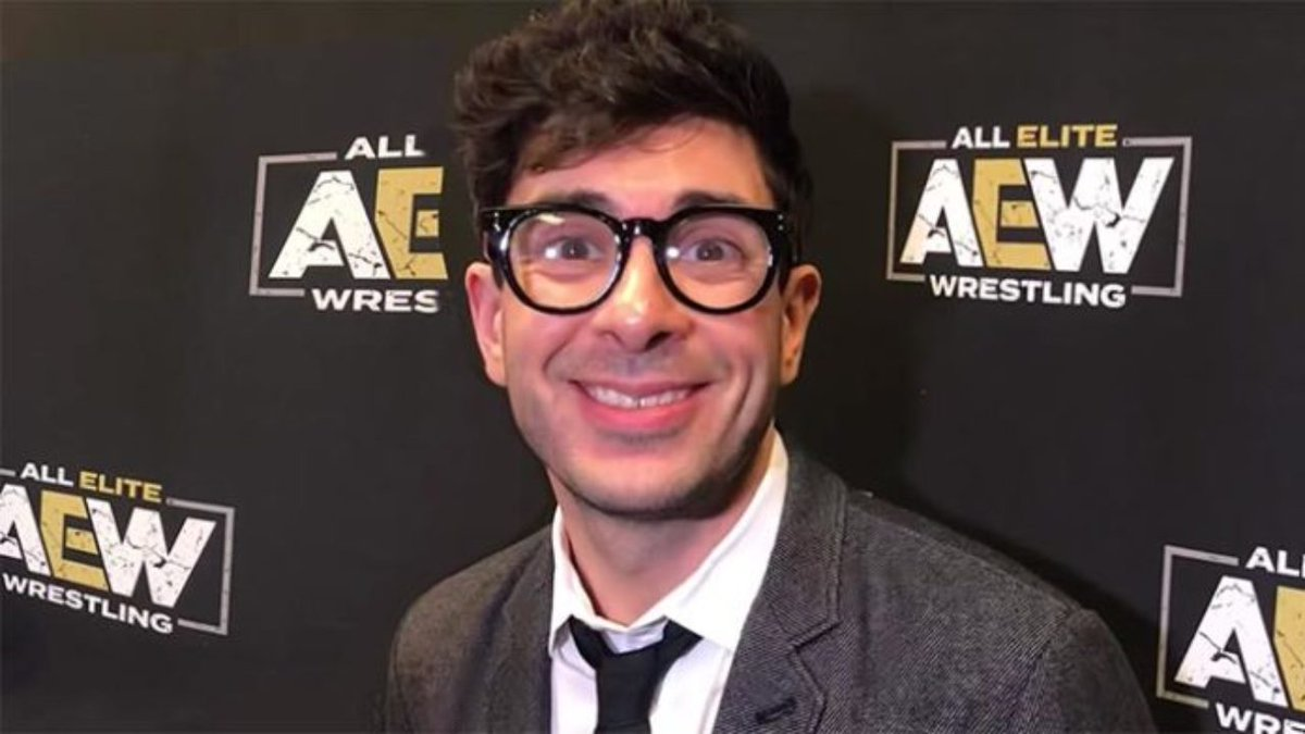 "#Fighters @TonyKhan is a wrestling ""Authority Figure"".  He's ringing bells, he's collaborating with Jericho on matches, he's making sure people know ""I'm in charge and I have the power.""  He's a real life HHH or Laurinaitus or Bischoff or ... Mike Adamle. https://t.co/sqI2AbRX70"