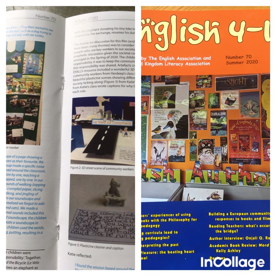 Find out about UK teachers' experiences of the @dialls2020 Cultural Literacy Learning Programme in this article by @fiincam in 'English 4-11' to celebrate #Internationalliteracyday2020  https://t.co/x8LEuFnPW8   @DiallsLT @diallspt @DIALLS_cy @REA_research  @CamEdFac @The_UKLA