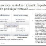 Image for the Tweet beginning: #Yhteisenhyvänalusta -hankkeen viimeinen työpaja kokosi