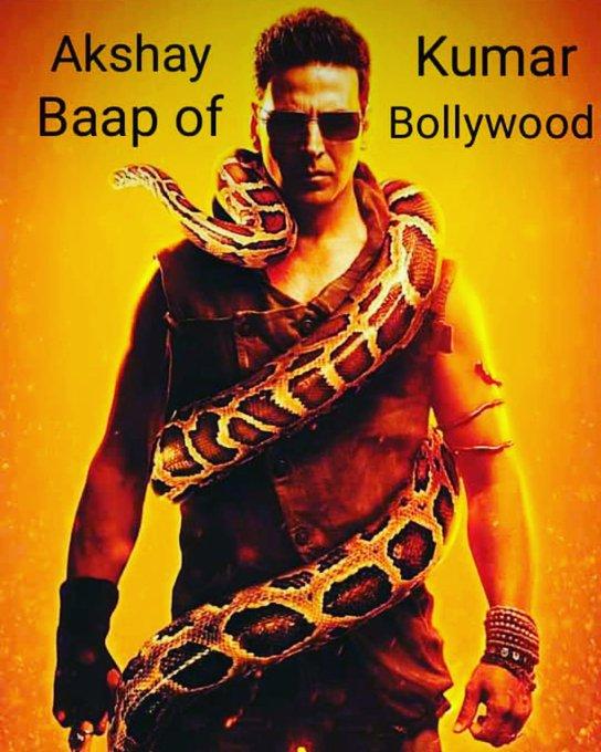 Happy Birthday Akshay Kumar BAAP of Bollywood