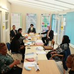 Image for the Tweet beginning: Board meeting at BME United