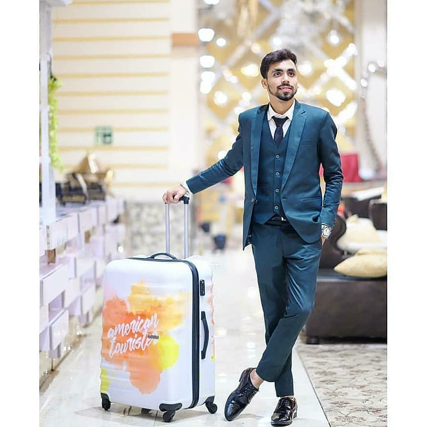 All packed and ready to fly again, if only I could.. #CantWaitToTravelAgain!  #Repost: @kartiknarang25  #AmericanTourister #Travel #Tourister