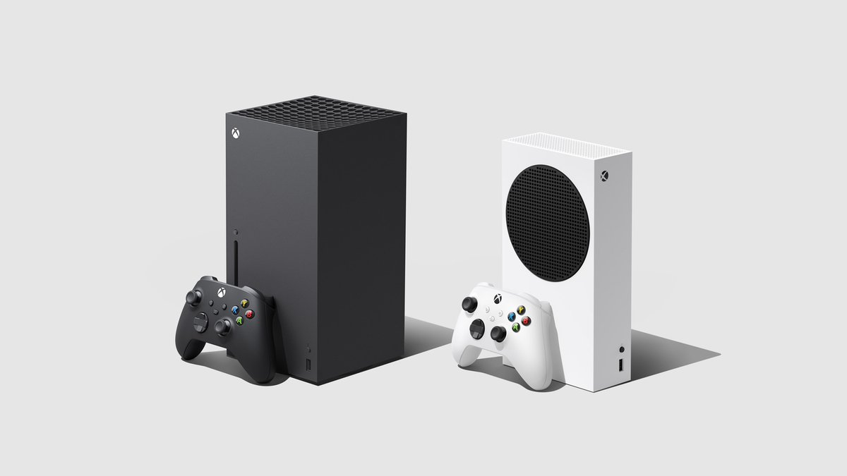 The Xbox Series S and Xbox Series X will both launch November 10