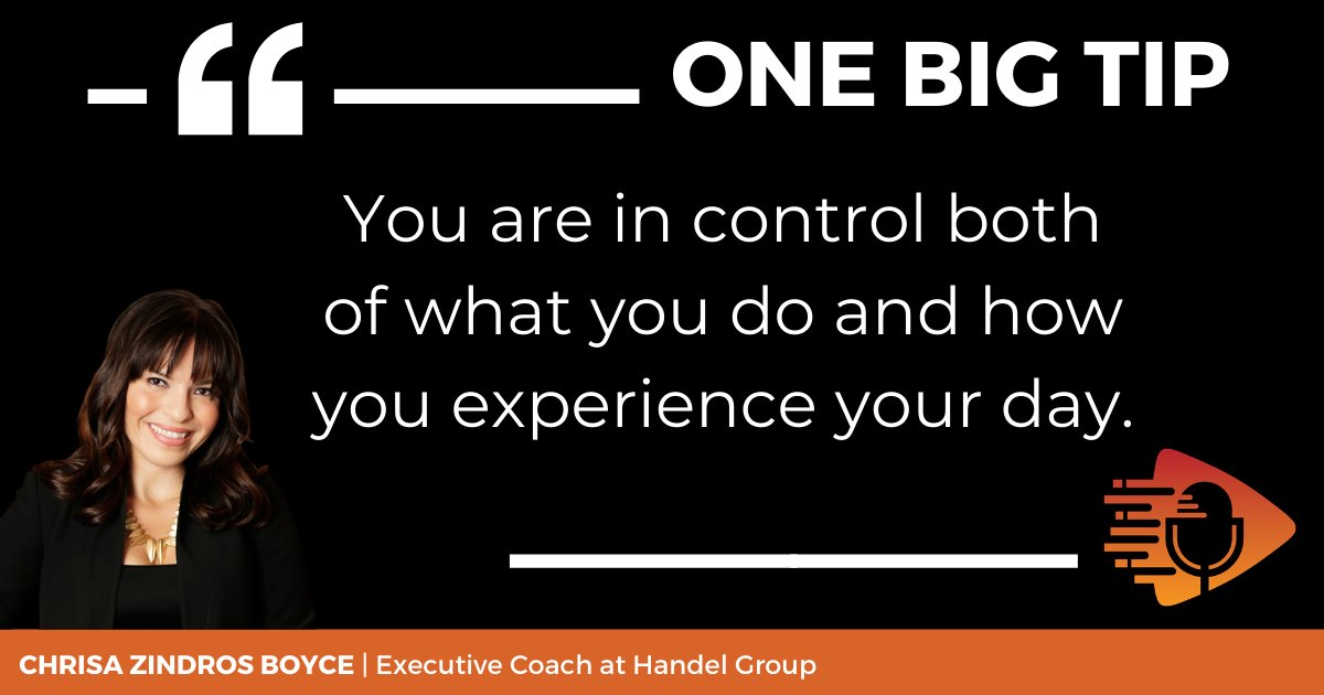 """Start by asking, """"How do I want to feel today?"""" Based on your answer, your planning time should include writing down how you want your day to go and the emotions and experiences you want to have. Listen to #OneBigTip podcast E56  https://t.co/iM3JRT4ZDm #entrepreneurship #success https://t.co/Lb3Hws7aXj"""