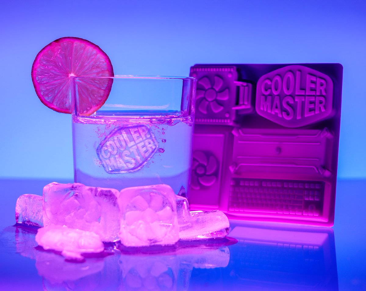 "Giveaway! 💜 Ever wanted to make Mountain Dew flavored ice cubes in the shape of computer gear? 🧊 Of course, because you just have to be ""that person"".  Tell us how you will use the Ice Cube maker to become the coolest person in the world. Best 5 answers win! https://t.co/SeDahkYLP1"