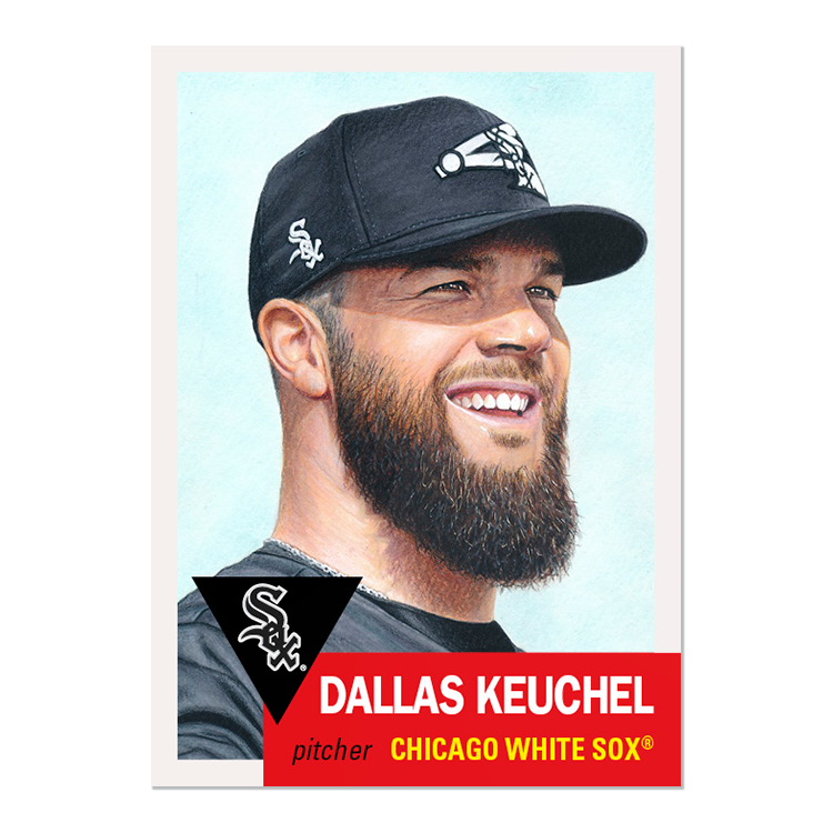 New week of #ToppsLivingSet!  #345 Dallas Keuchel, Chicago White Sox #346 Kwang-Hyun Kim, St. Louis Cardinals  5th White Sox in 2020, 14 overall 1st Cardinal of 2020, 12 overall Yankees still 0-for-2020, still lead w/ 17 overall https://t.co/EOTuDC0NsU