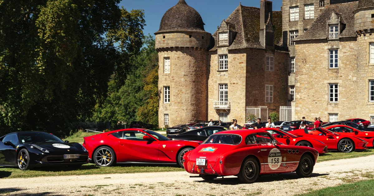 Five days of pure driving-pleasure, friendly competition and the unmistakable sound of #Ferrari models from across the decades defined the 2020 @TourAuto rally. Take a look at some special moments from this years event. #TourAuto