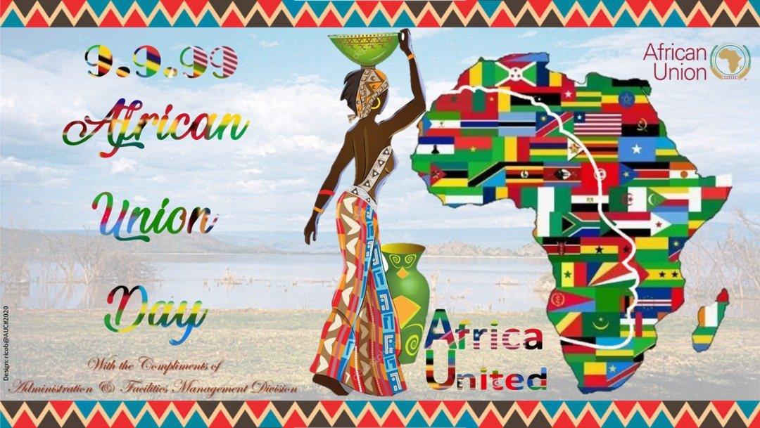 Bonne et heureuse journée de l'Union africaine! 🧡🌍  #Afrique  #Agenda2063 https://t.co/1UW85TWVEG