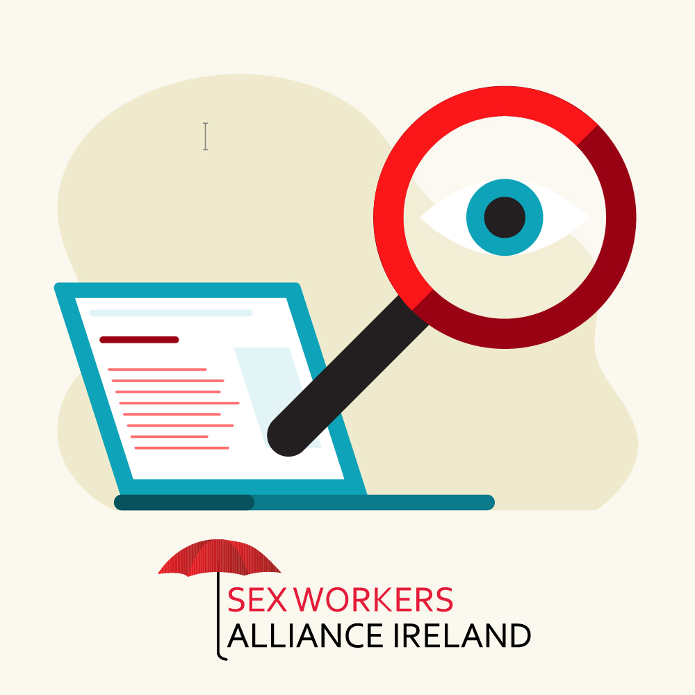 ***SEX WORK ALLIES*** Take this short Uplift survey about attitudes towards the sex work laws in Ireland ahead of the review deadline on Friday. This survey closes TOMORROW! Have your say, it only takes 5 minutes https://t.co/wTiVKBq99Z https://t.co/Nnzr0pn32U
