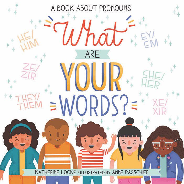 """""""WHAT ARE YOUR WORDS"""" by @Bibliogato & illustrated by #BrightArtist #AnnePasschier is set to publish in Summer 2021! 🥳📚@LittleBrownYR ✨ https://t.co/Ddlq9sj12B"""