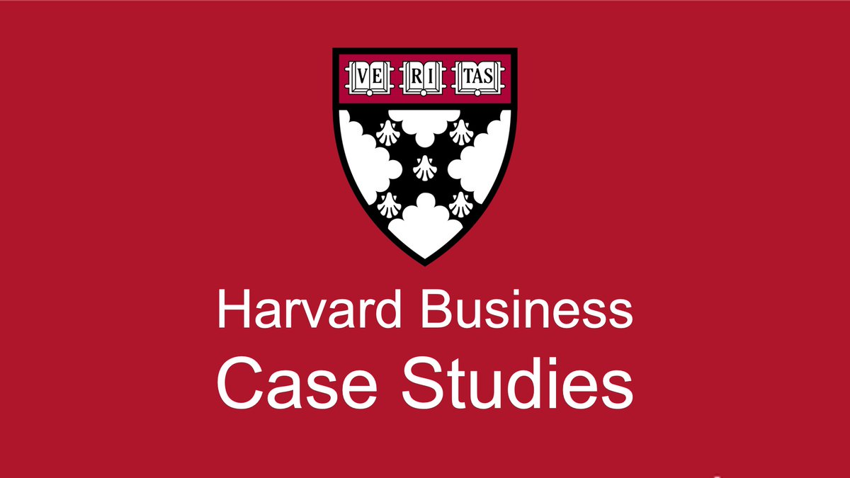 New! NYU students, faculty, and staff have access to 2,000+ Harvard Business School Case Studies. Access them - and our other case study resources - on the Virtual Business Library: https://t.co/GgkoCJFpkB #NYU #NYUStern #NYUSPS https://t.co/lsapDPqkty