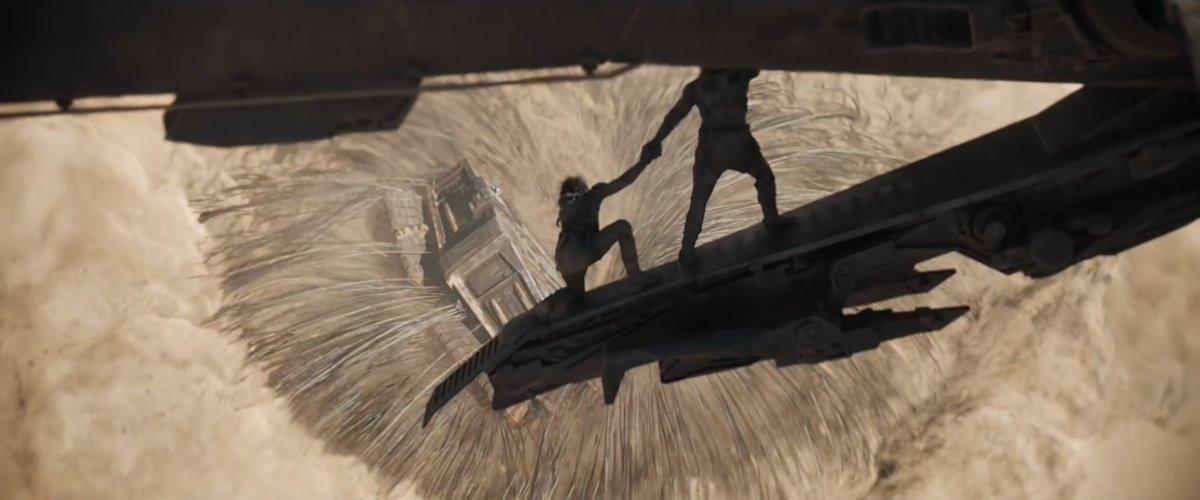 """Fran ???????? on Twitter: """"Dune Trailer - 4k Stills… """""""