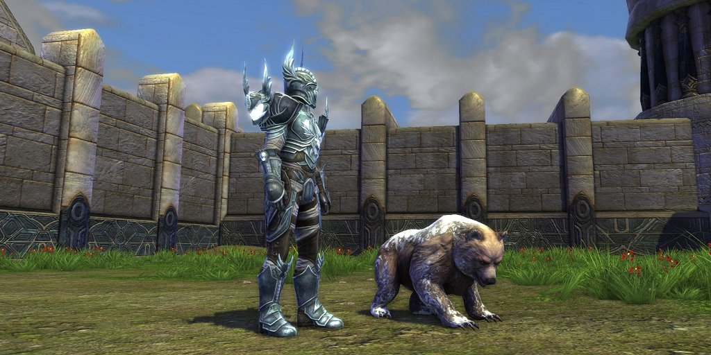 Today is #TeddyBearDay 🐻  Show us your favorite #TeddyBear in #Rift or in real life! 📷 https://t.co/q1wFuXSKNf