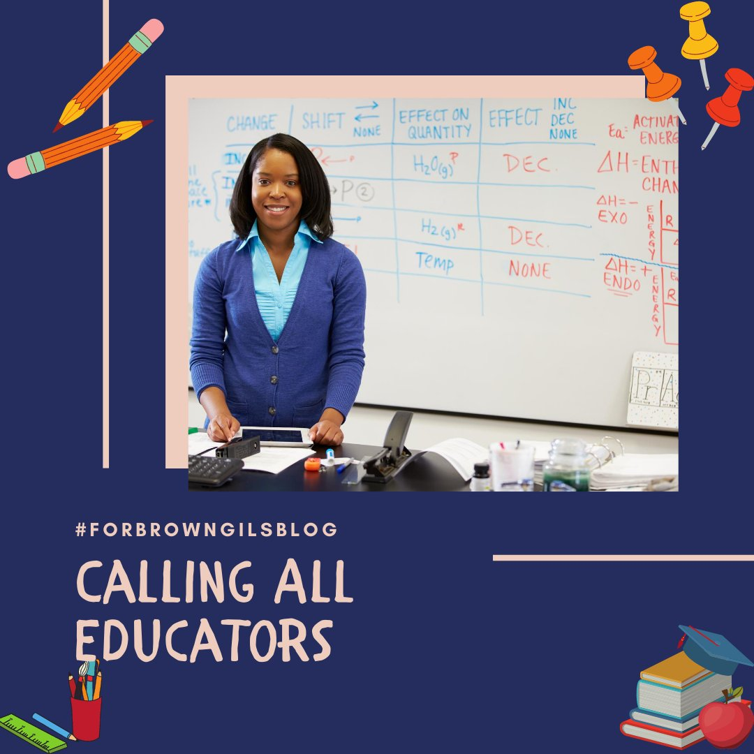 It's #TeacherAppreciationWeek!⁠ ⁠ Calling all educators, please DM me you picture with your name, grade and subject you teach.⁠ ⁠ You will be featured on this weeks #SaturdaySpotlight! https://t.co/kMMQmTOwex