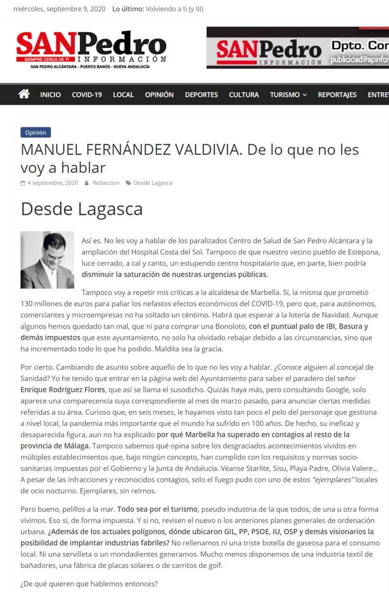 Manuel Fernández Valdivia