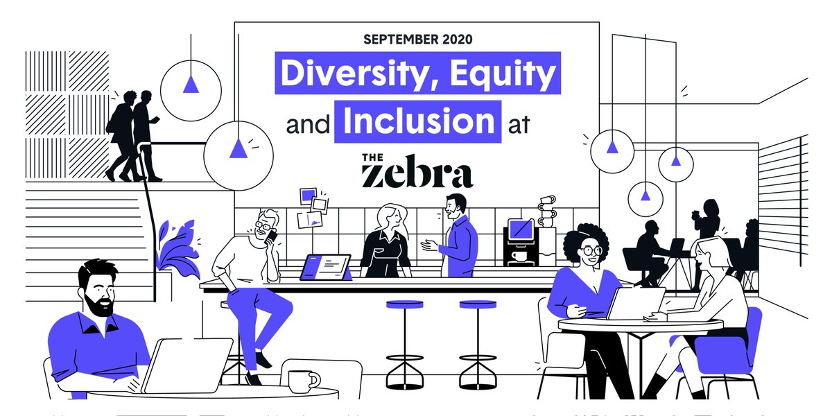 How can we continually strive to live up to our mantra of #AllStripesWelcome?   Here's a start.   #DiversityAndInclusion #DiversityMatters #InclusionMatters #DiversityInTech  🦓 ---> https://t.co/wV6ZDzqkV5 https://t.co/Z1cECqQCHt