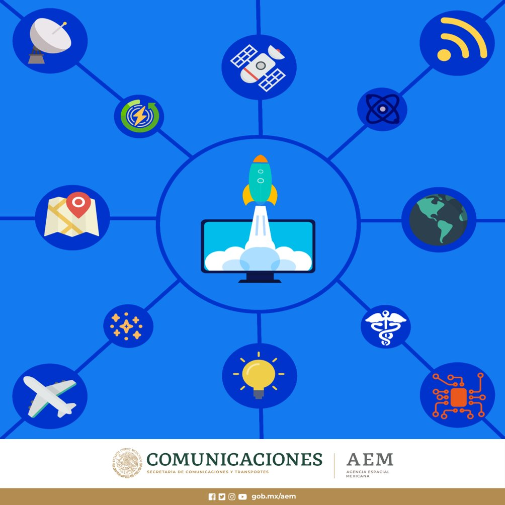 Conoce a representantes de la juventud mexicana que están desarrollando su talento en diferentes disciplinas del sector espacial 👉 bit.ly/2lrz6pl 🇲🇽👨🎓👩🎓🔭🚀🛰️🌌