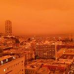 これがお昼!?サンフランシスコが火星になってしまった…。