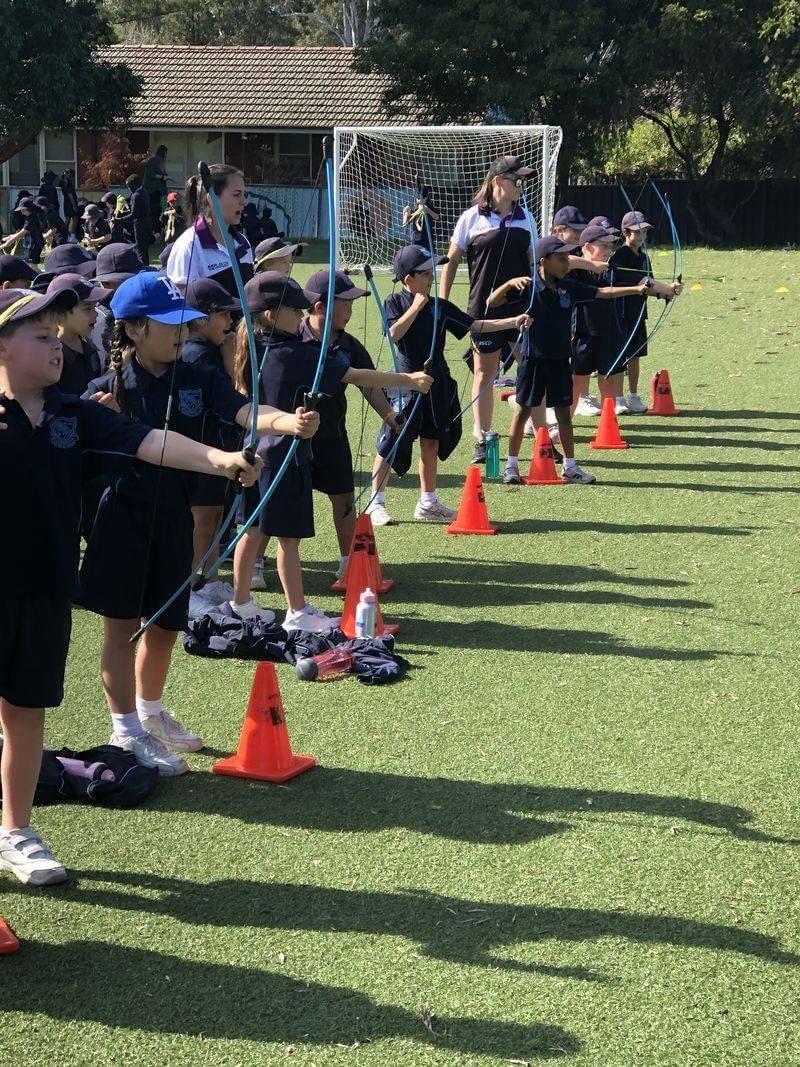 🏹🏹  #archery #nswpdhpe #nswpssa #nswppa #sydcatholicschools #sydneyteachers #nswedu #nsweducation #nswprimary #nswprimaryteacher #funday #rewardday #playon #playonau #teachersfederation #hpeday #nswdepartmentofeducation #nswsport #sportingschools https://t.co/OgzfXo9Rxc