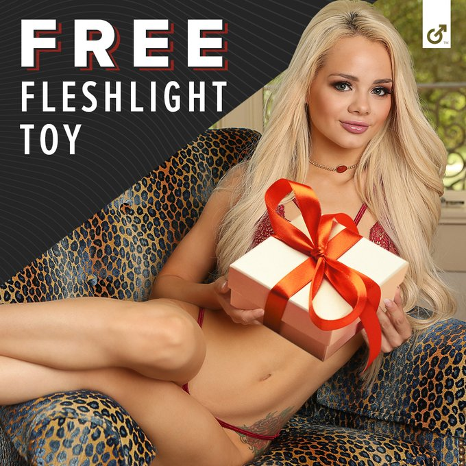 Celebrate Labor Day with a FREE limited edition Fleshlight toy with minimum purchase! Promotion varies
