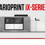 Image for the Tweet beginning: Our #varioPRINT iX-series technology has