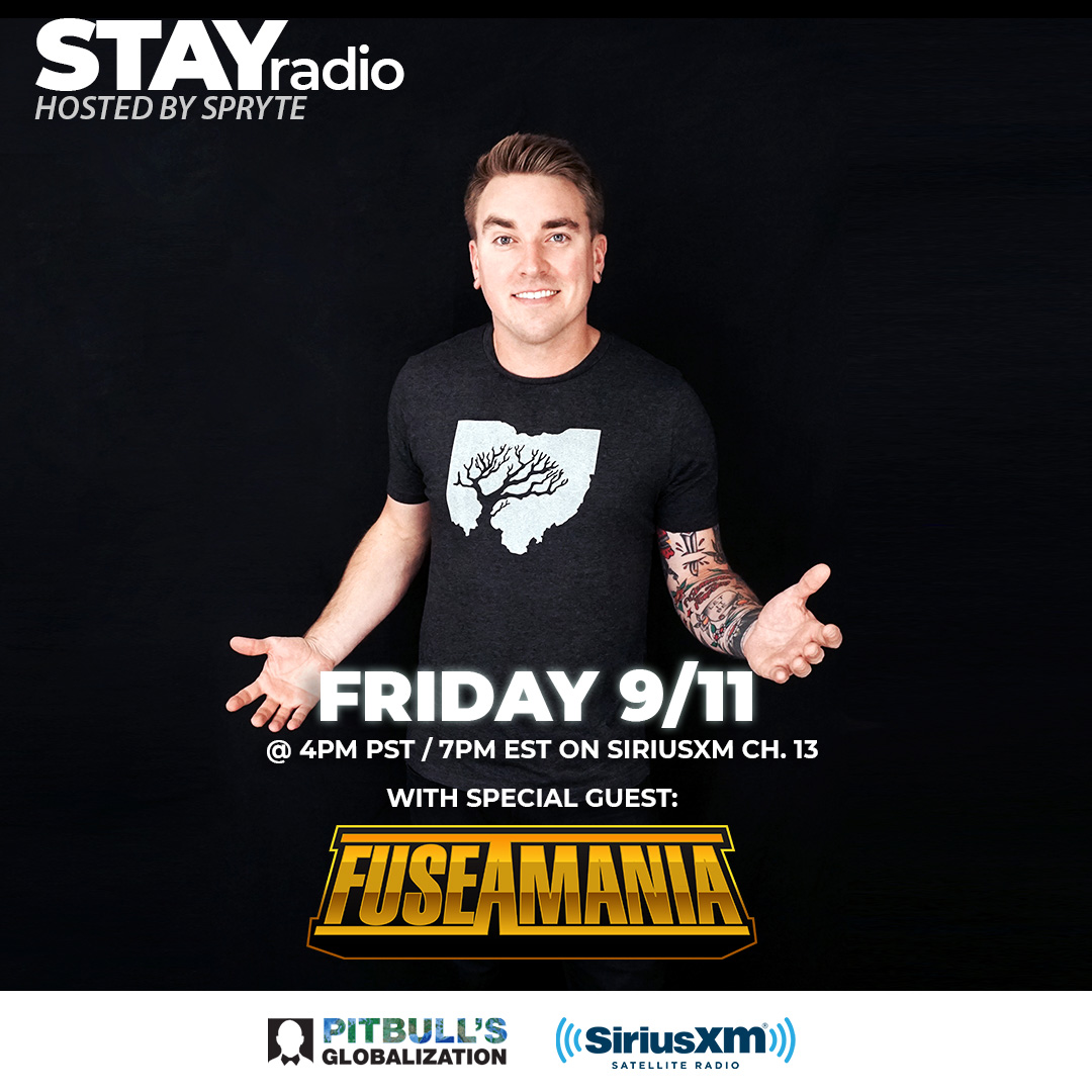 Many people don't know that Ohio has an incredible DJ scene, especially down in Cincinnati! This Friday we rock out with one of their finest, @FUSEAMANIA Tune in to Globalization Channel 13 (SiriusXM) at 4pm PST / 7pm EST. https://t.co/P7hsOQdPyo