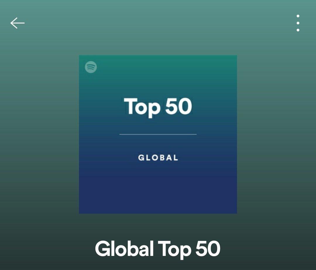 INFO — El tema Dynamite de @BTS_twt, lleva un total de 19 días consecutivos entre las primeras 5 posiciones del Spotify Global Top 50 convirtiéndose en el primer artista coreano en lograr este acontecimiento. (open.spotify.com/track/0t1kP63r…) ¡Seguimos de fiesta! 💜 #방탄소년단 #BTS